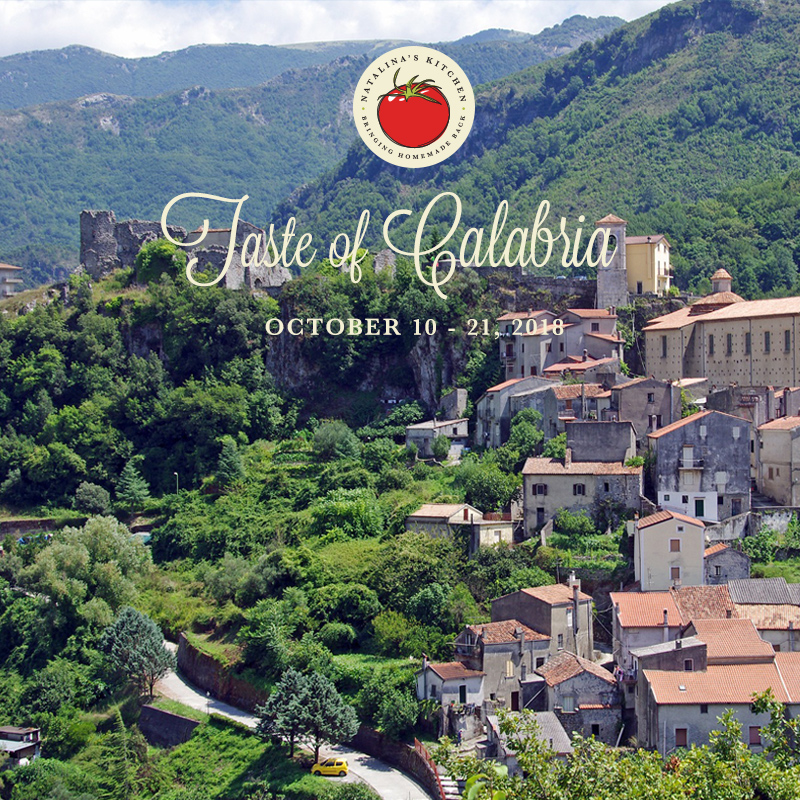 Food And Wine Blog Calabria
